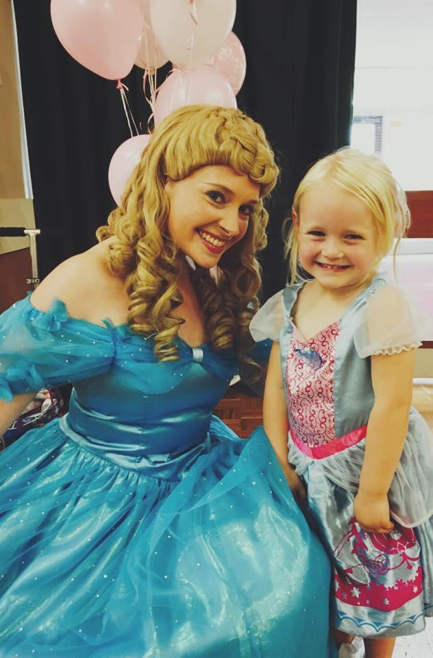 Cinderella and Amelia
