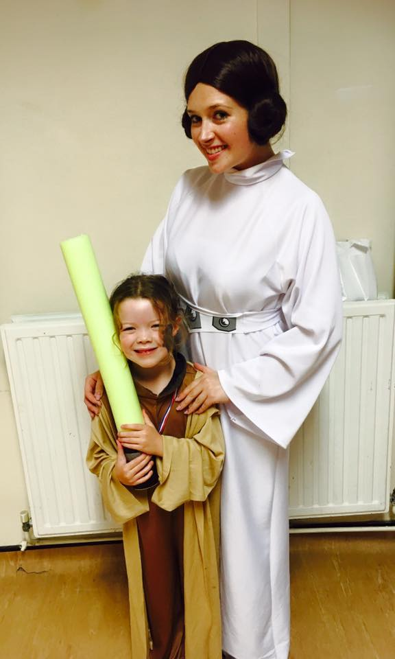 Star Wars Leia pic