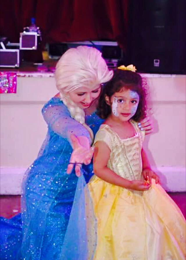 Elsa and Arabella