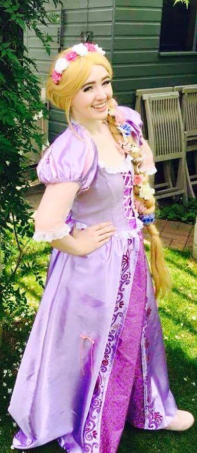 Rapunzel visit