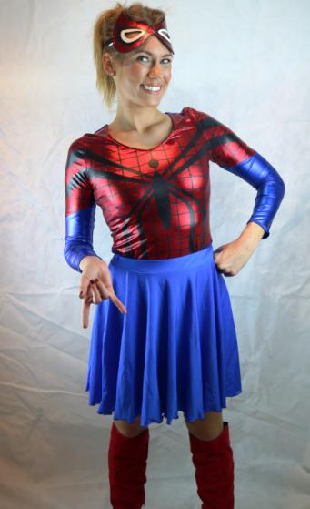 Spidergirl 1