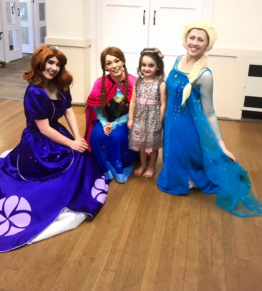 princesses and safia
